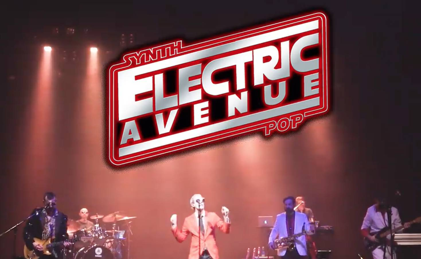 Electric Avenue - The 80s MTV Experience