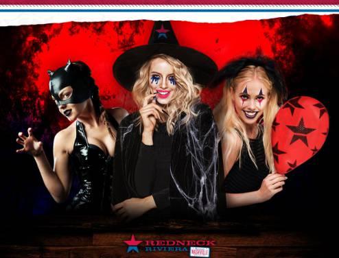 Halloween at Redneck Riviera!