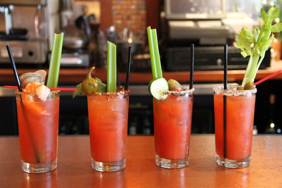 2-for-1 Bloody Marys