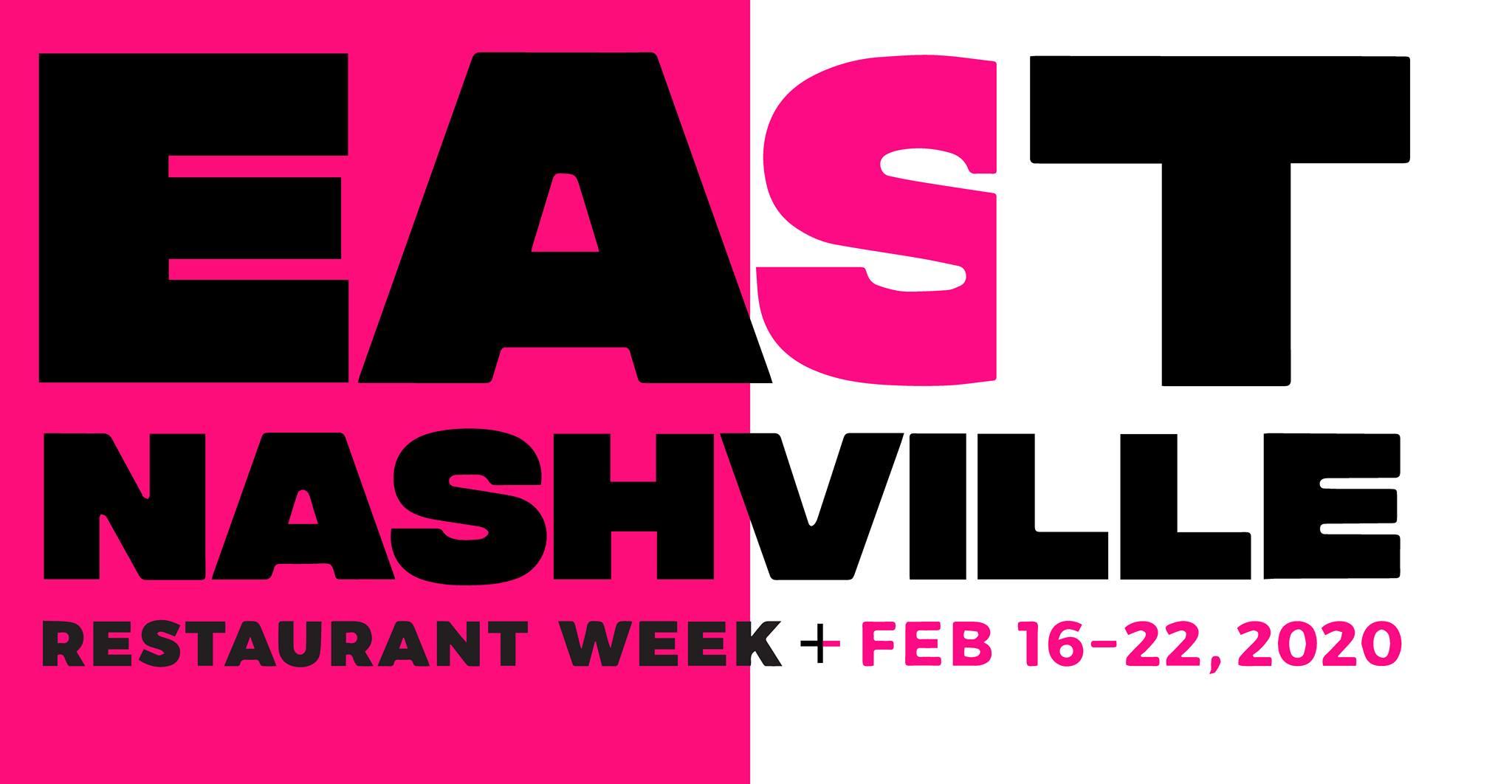 East Nashville Restaurant Week