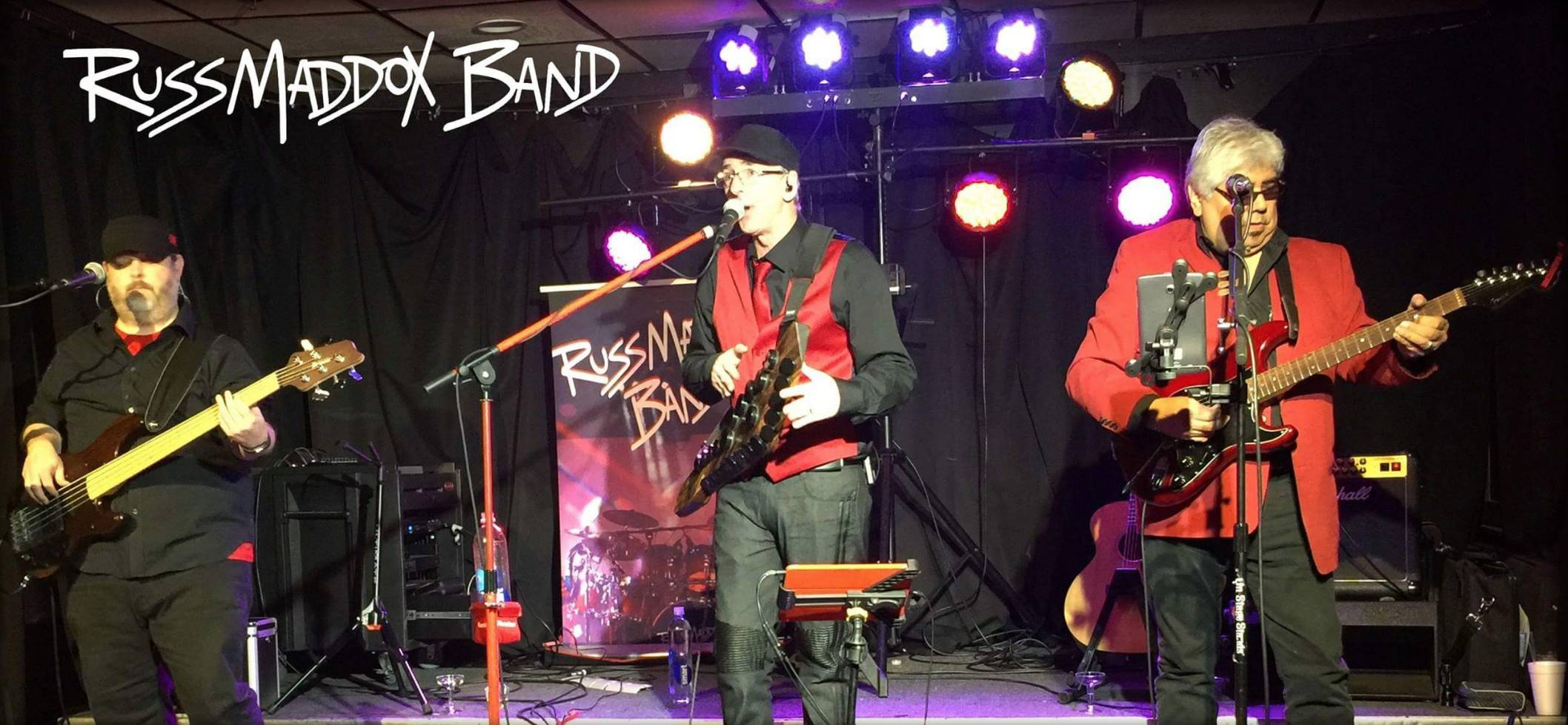 Live Music w/ Russ Maddox Band