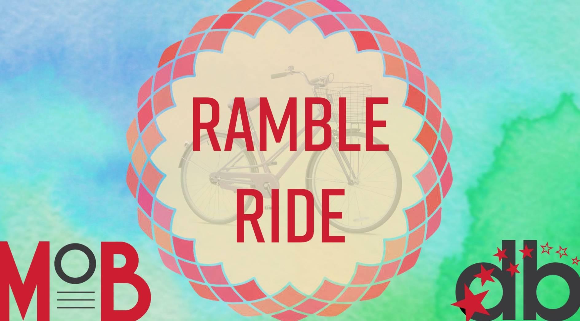 Weekly Ramble Ride