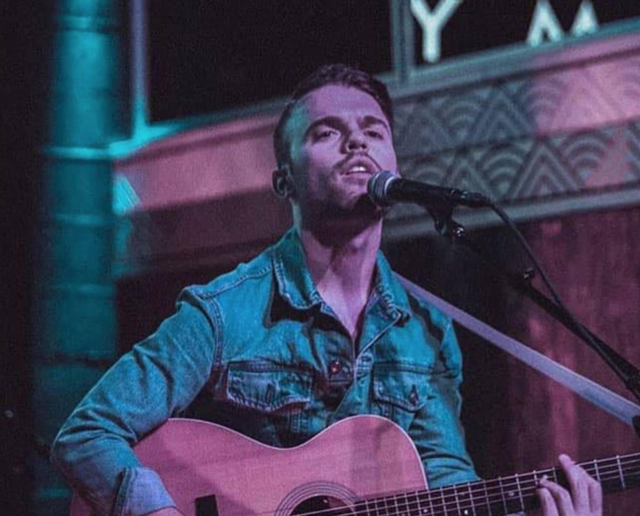 Live Music w/ Sammy Arriaga