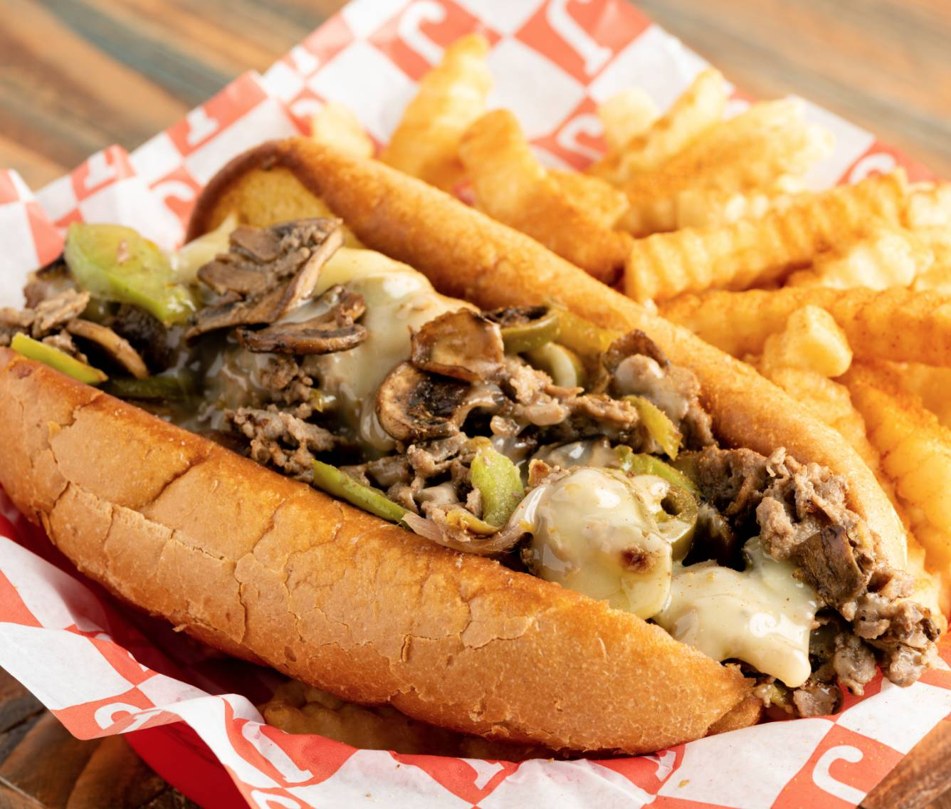 Philly Cheesesteak Tuesday