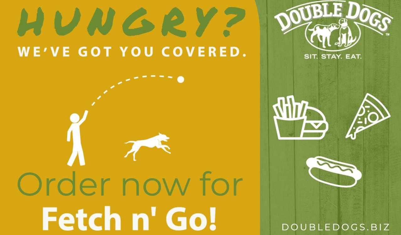 Fetch N' Go Orders