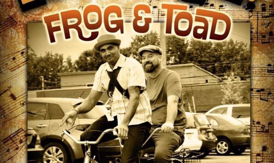 Live Jazz w/ Frog & Toad