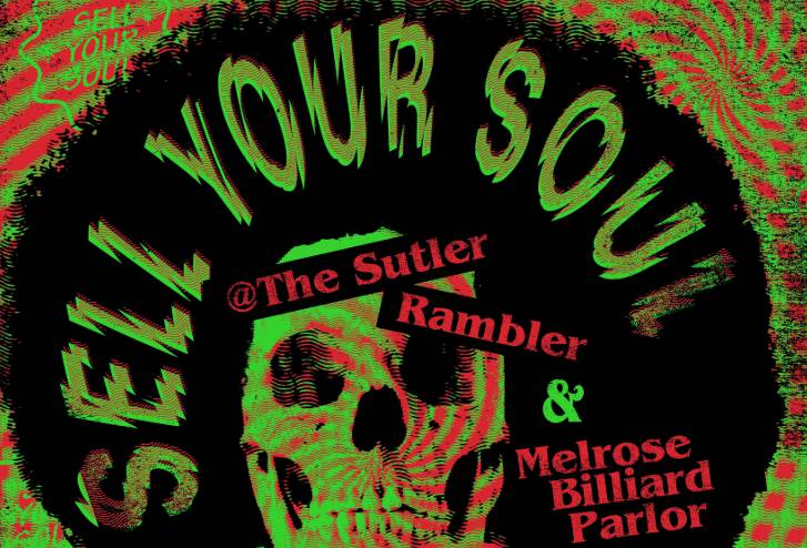 Sell Your Soul Halloween Party