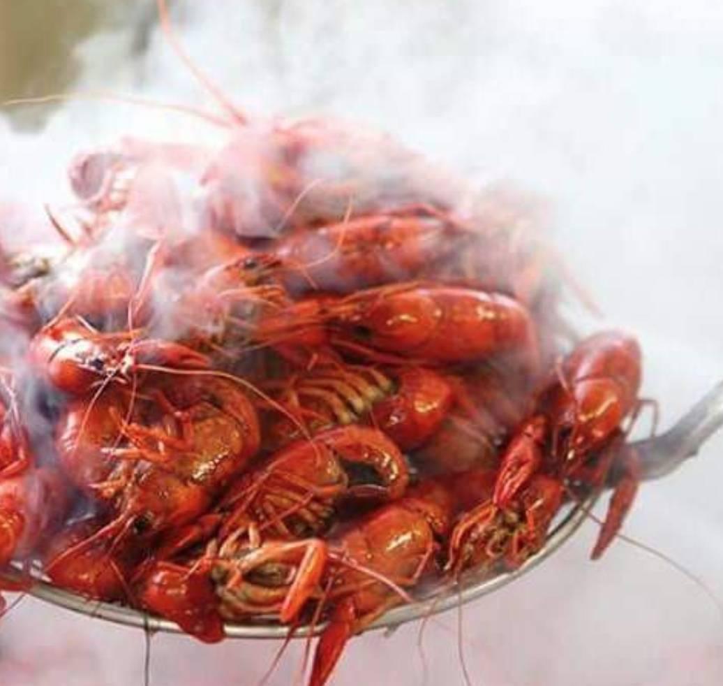 Seasonal Crawfish Special