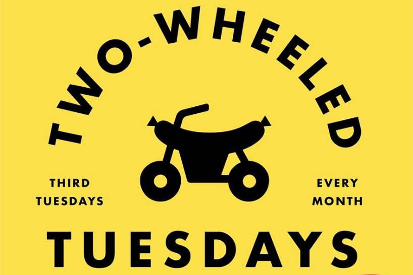 Two-Wheeled Tuesdays