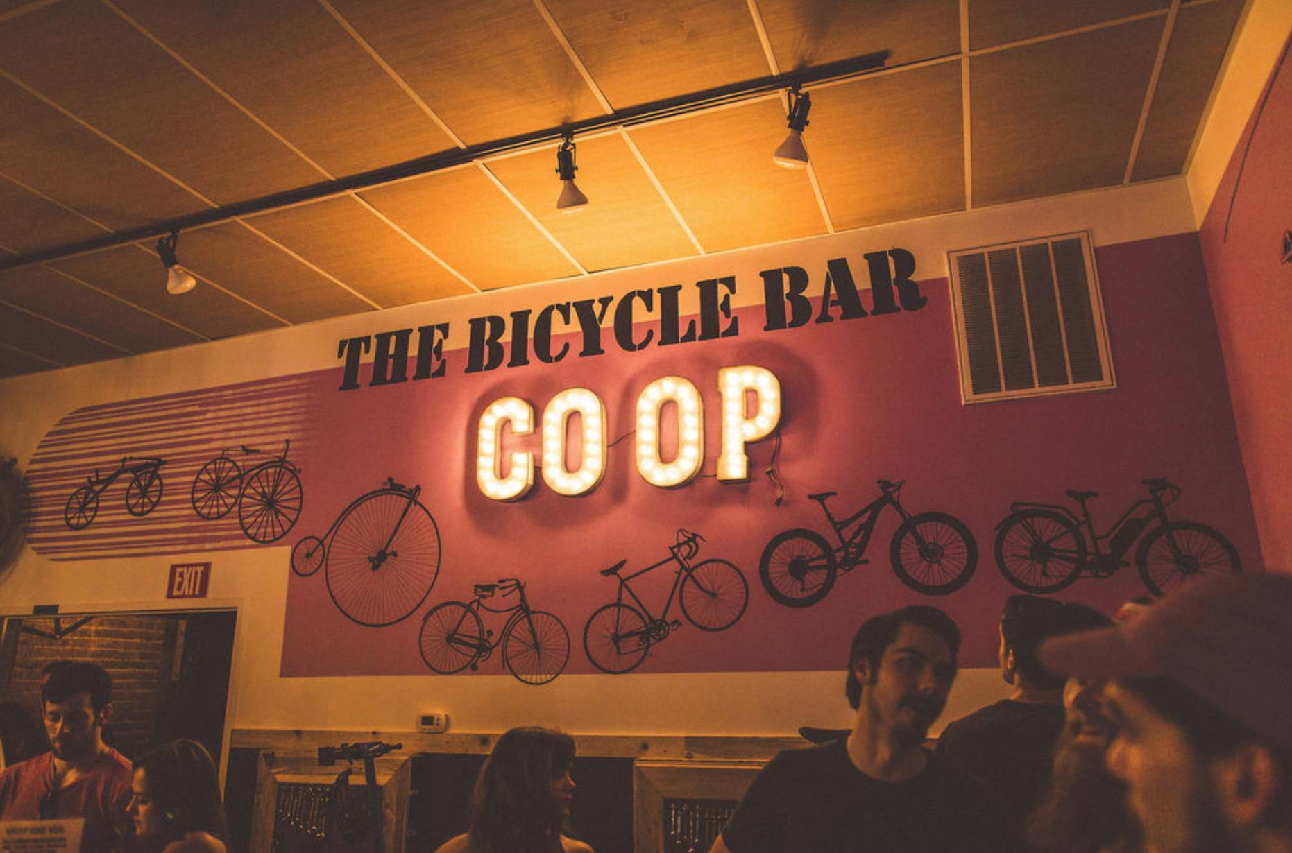 The Bicycle Bar Scavenger Hunt