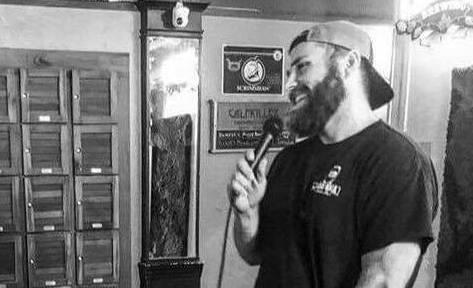 Stand Up Comedy w/ Dillon Davis