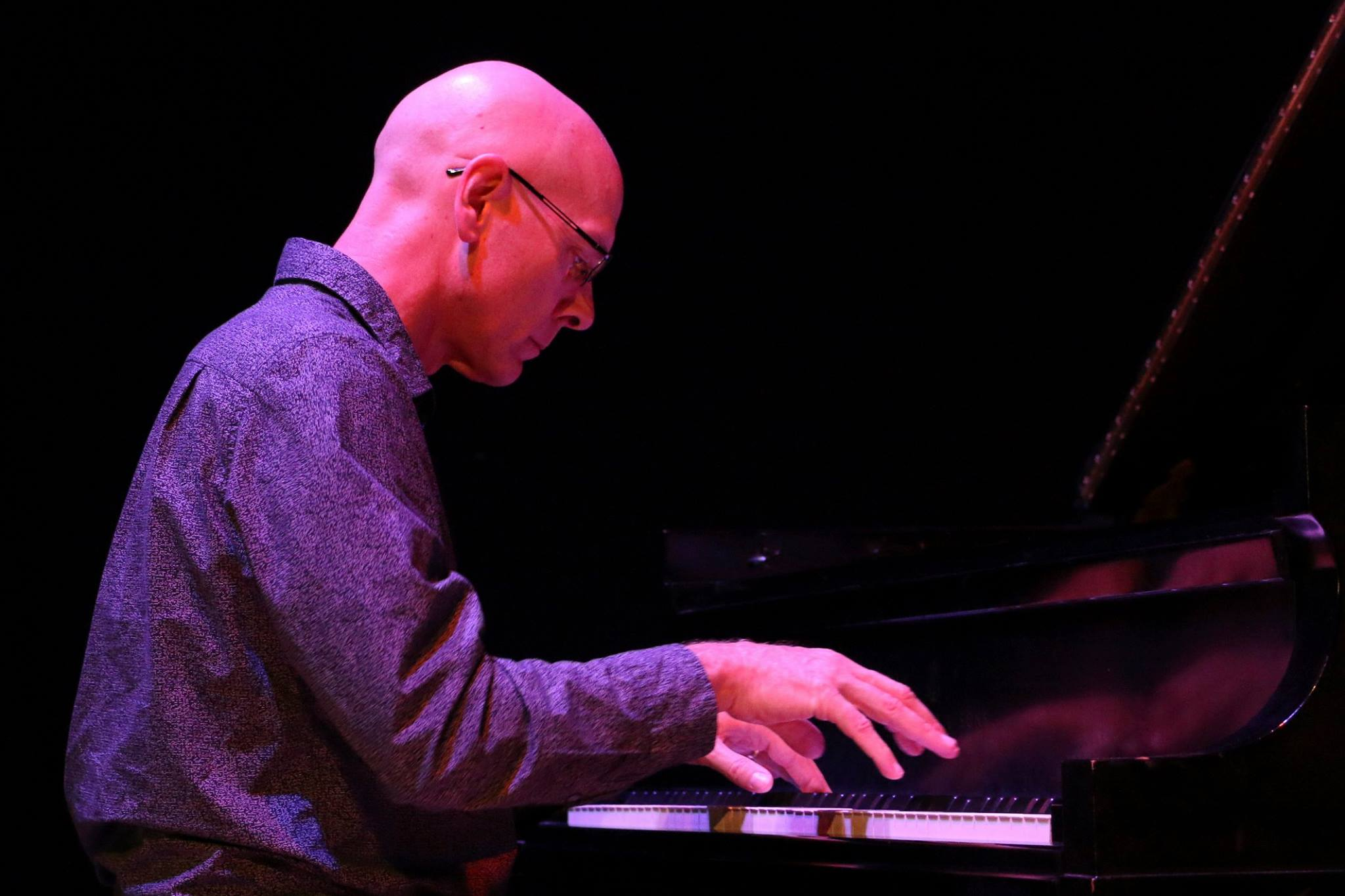 Bruce Dudley Trio Live at Char