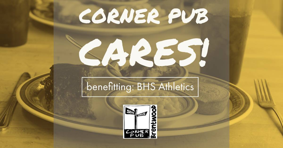 Corner Pub Cares | BHS Athletics