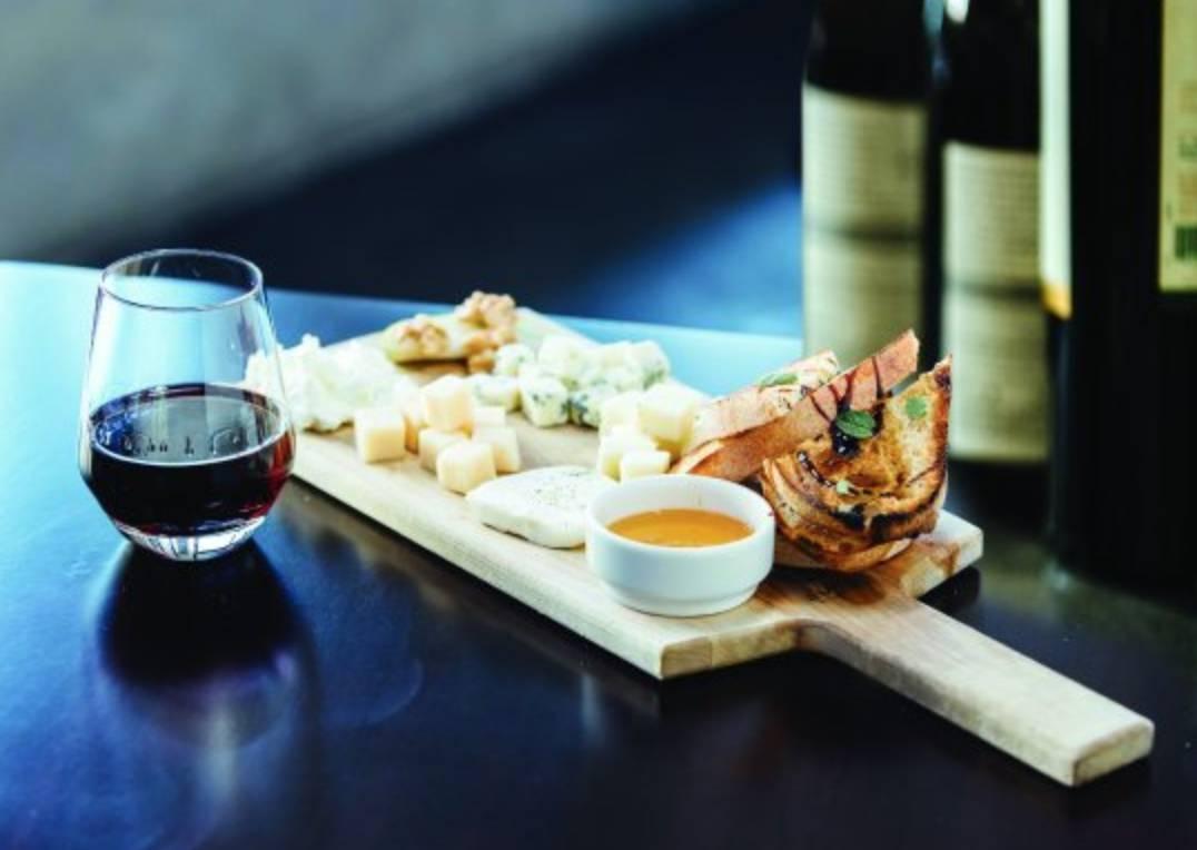 Wine & Cheese Wednesday