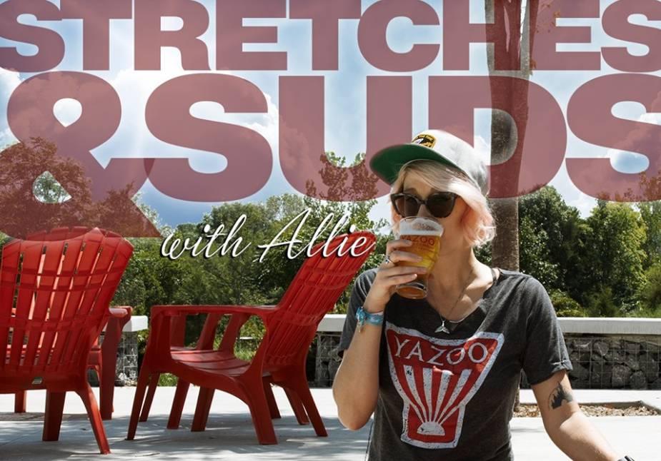 Stretches & Suds w/ Allie