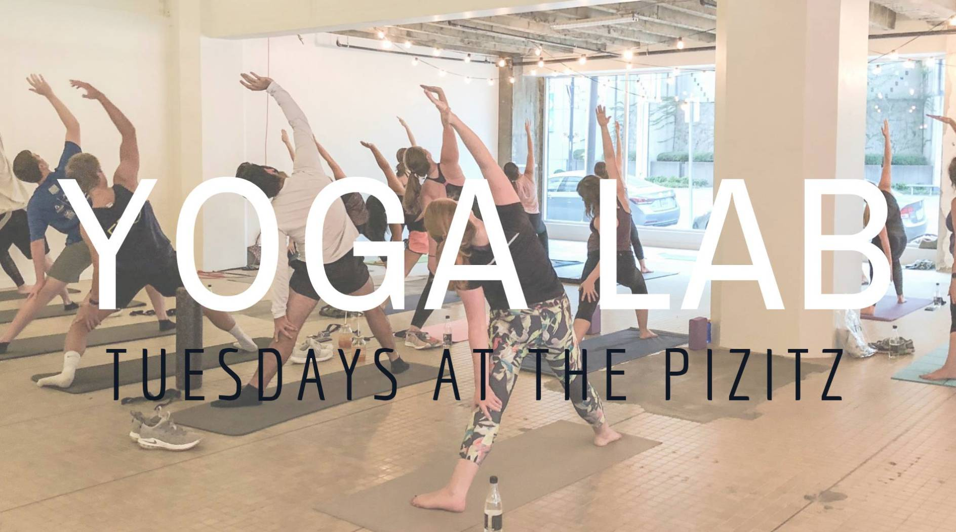 Yoga Lab at The Pizitz