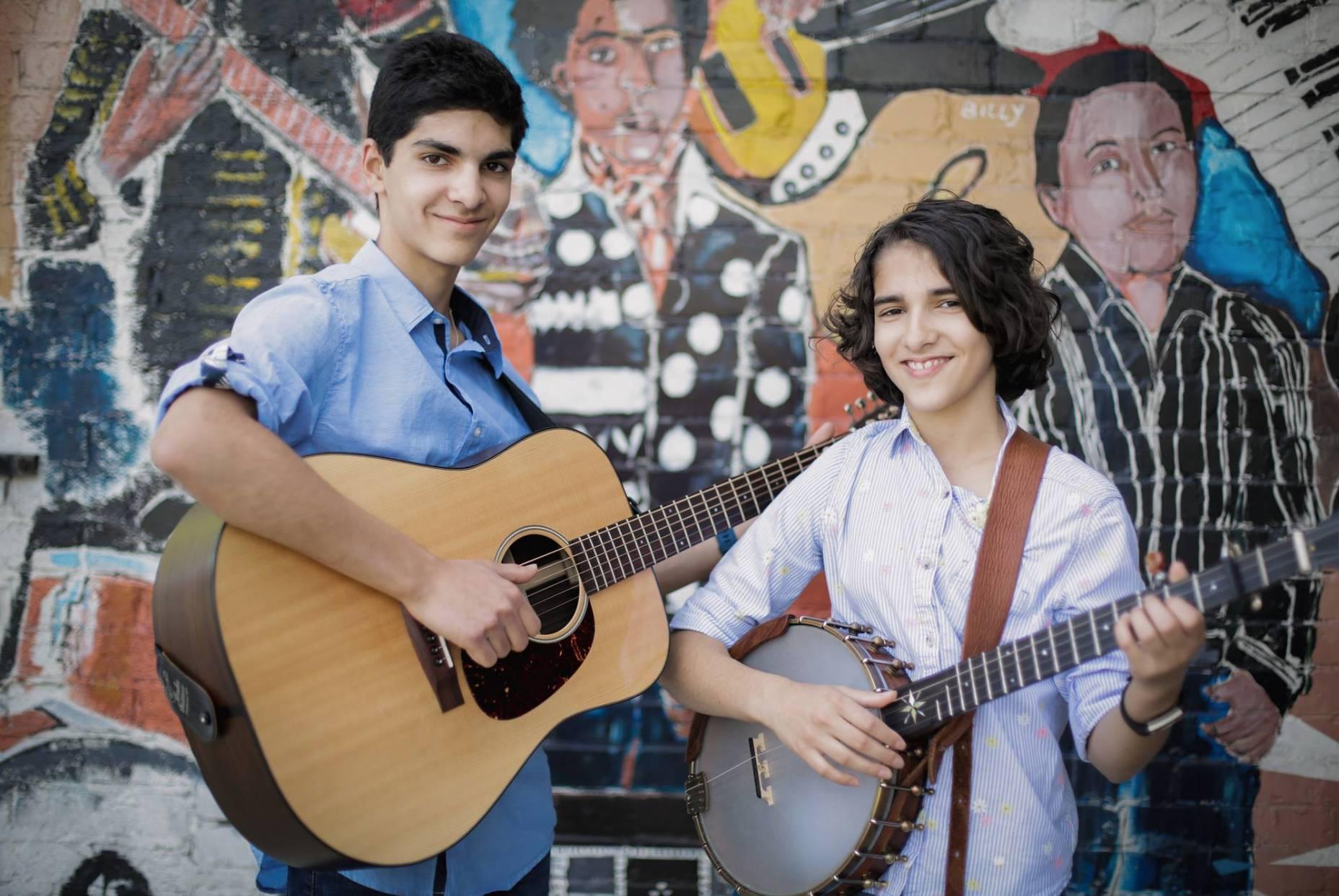 Giri & Uma Peters