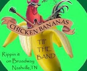 Chicken Banana's LIVE at Margaritaville