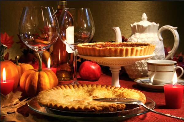 Thanksgiving at Hard Rock Cafe