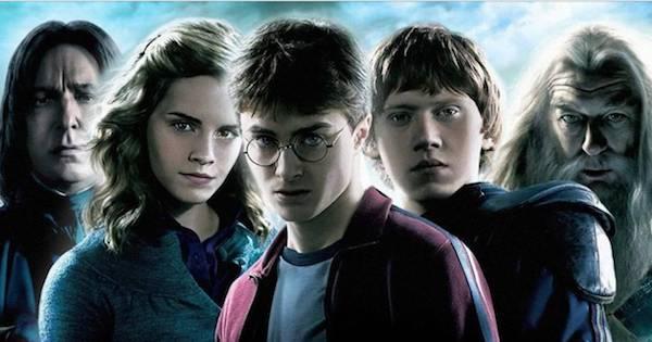 Harry Potter Yoga Fundraiser
