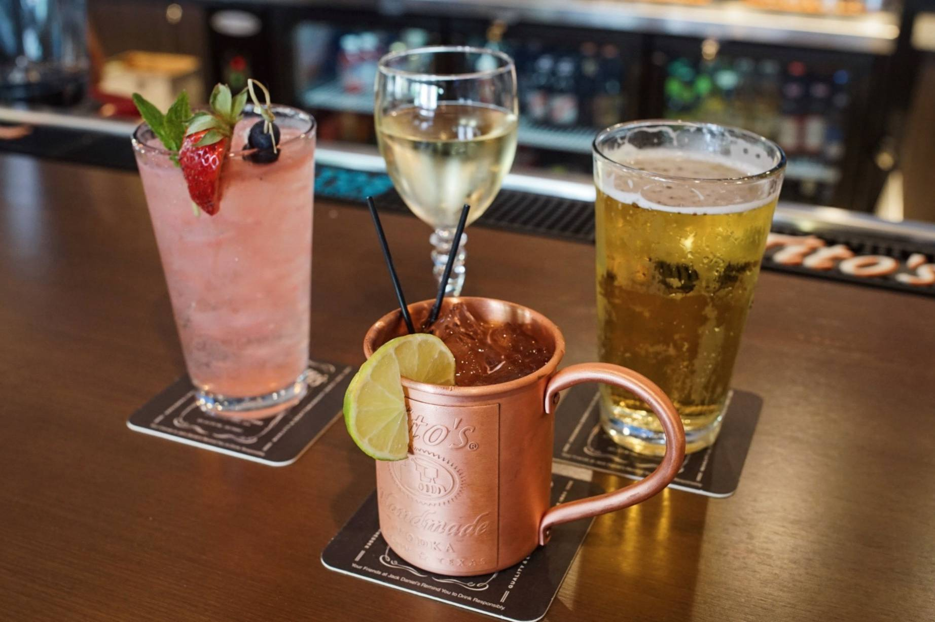 $5 Daily Drink Specials - Wednesday