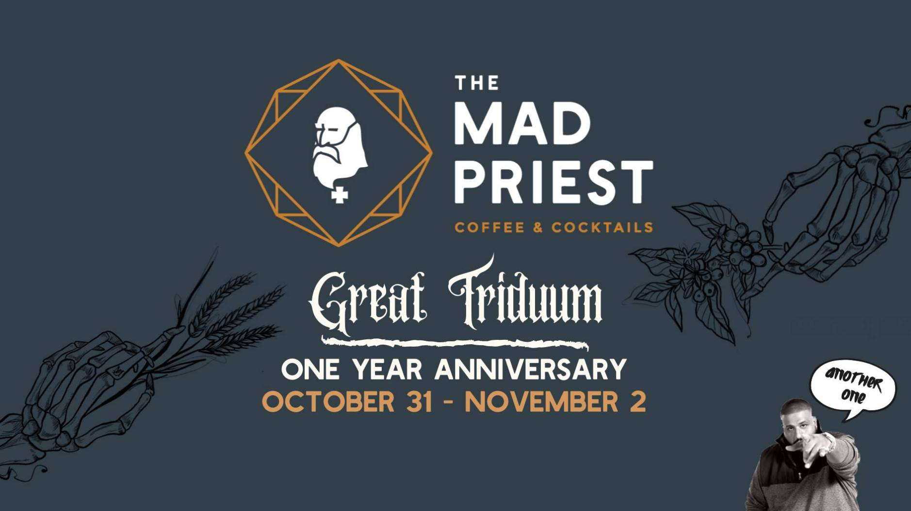 The Mad Priest Great Triduum: Another One
