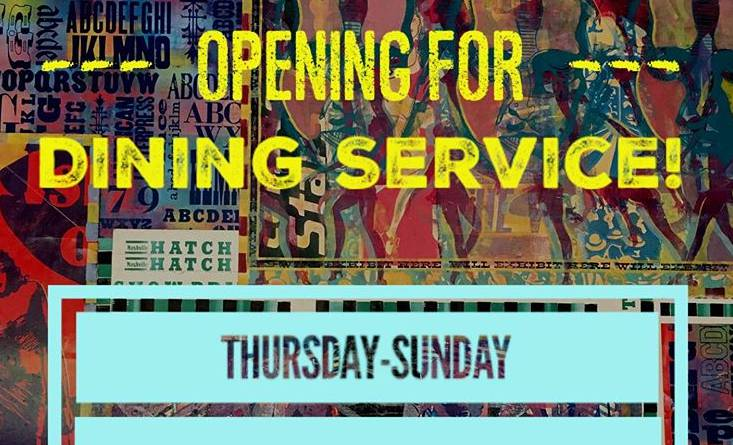 Open For Dining Service