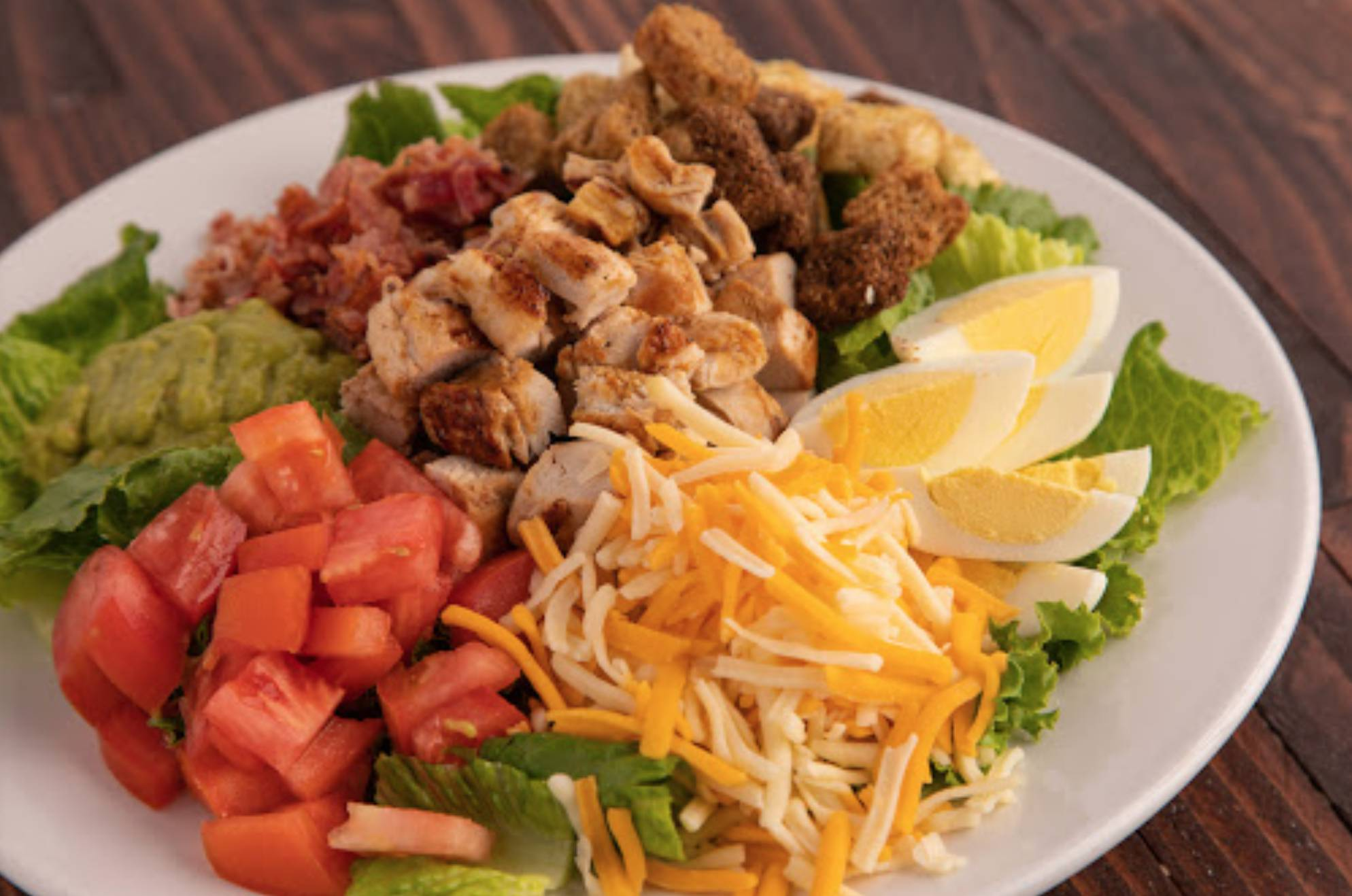 Salad Friday & Happy Hour (3-6)