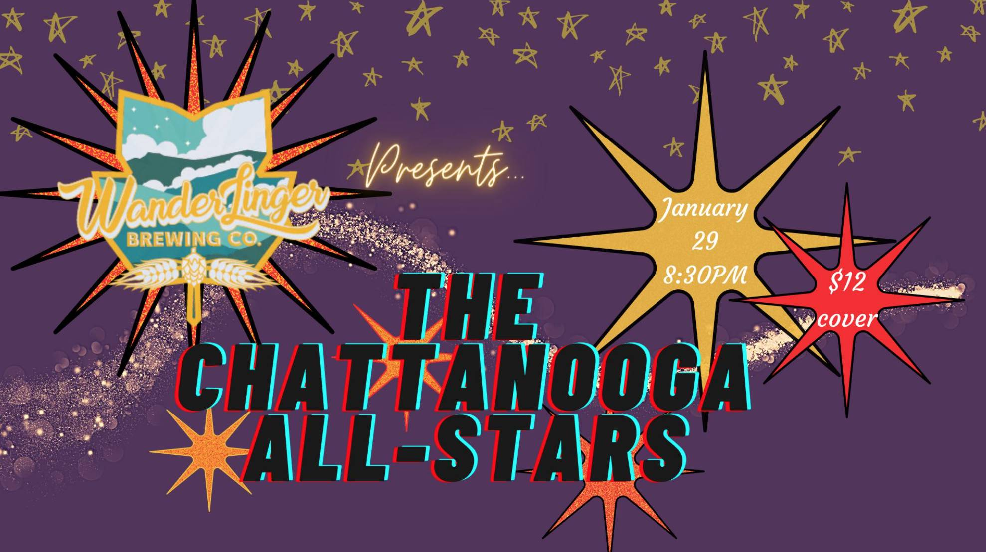 Live Music w/ Chattanooga All Stars