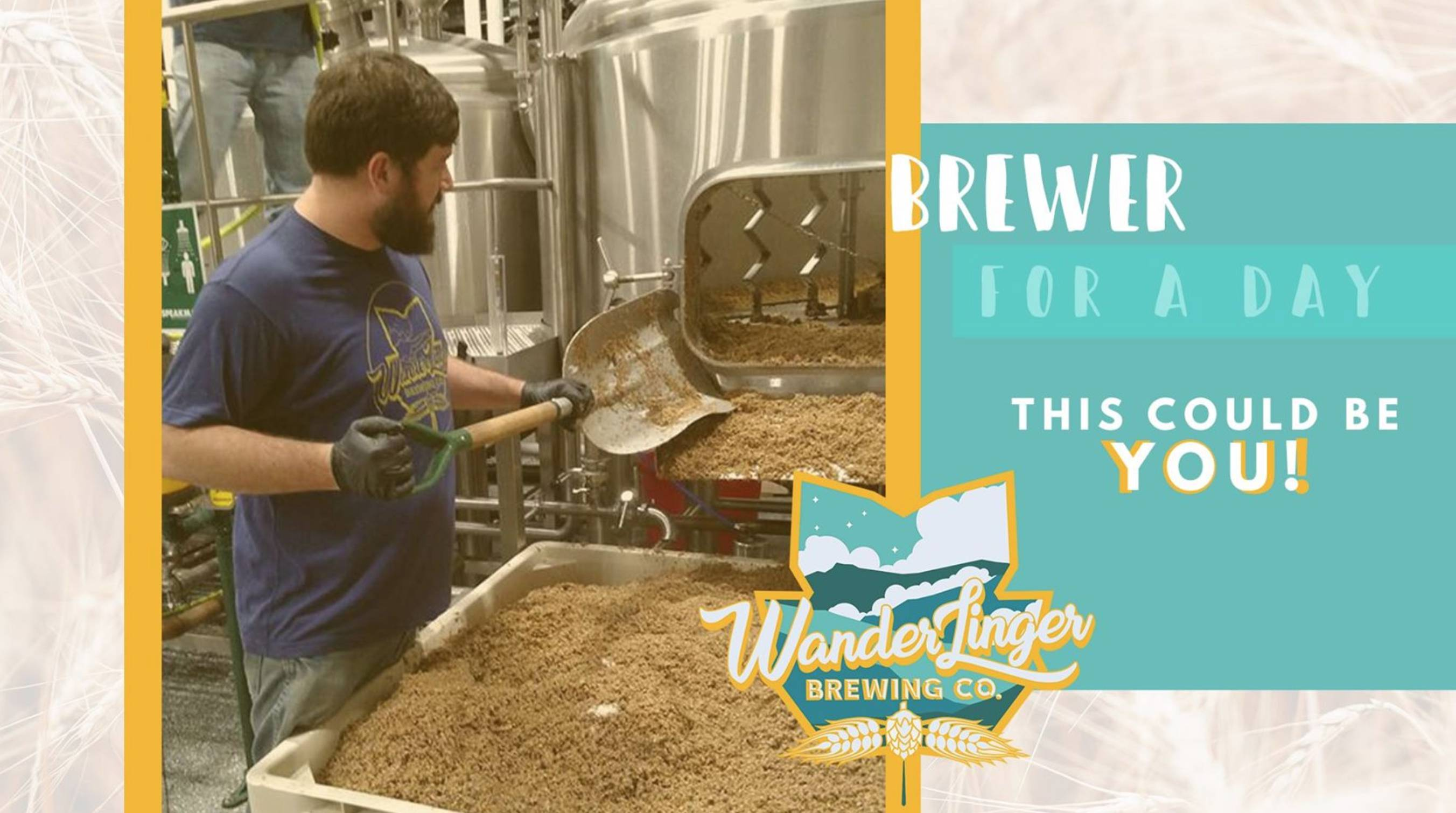 Brewer for a Day at Wanderlinger