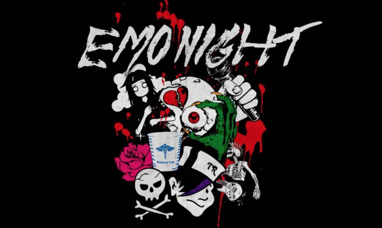 Hallow-Emo Night