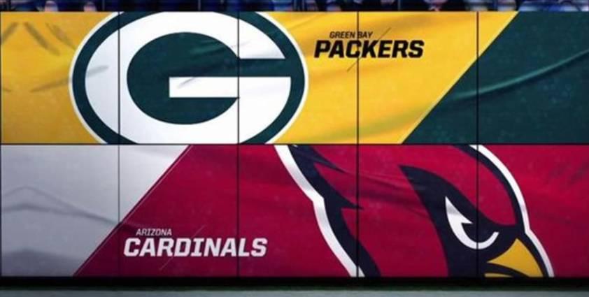 Packers v Cardinals