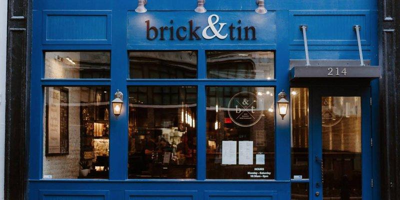 Brick & Tin (Downtown)