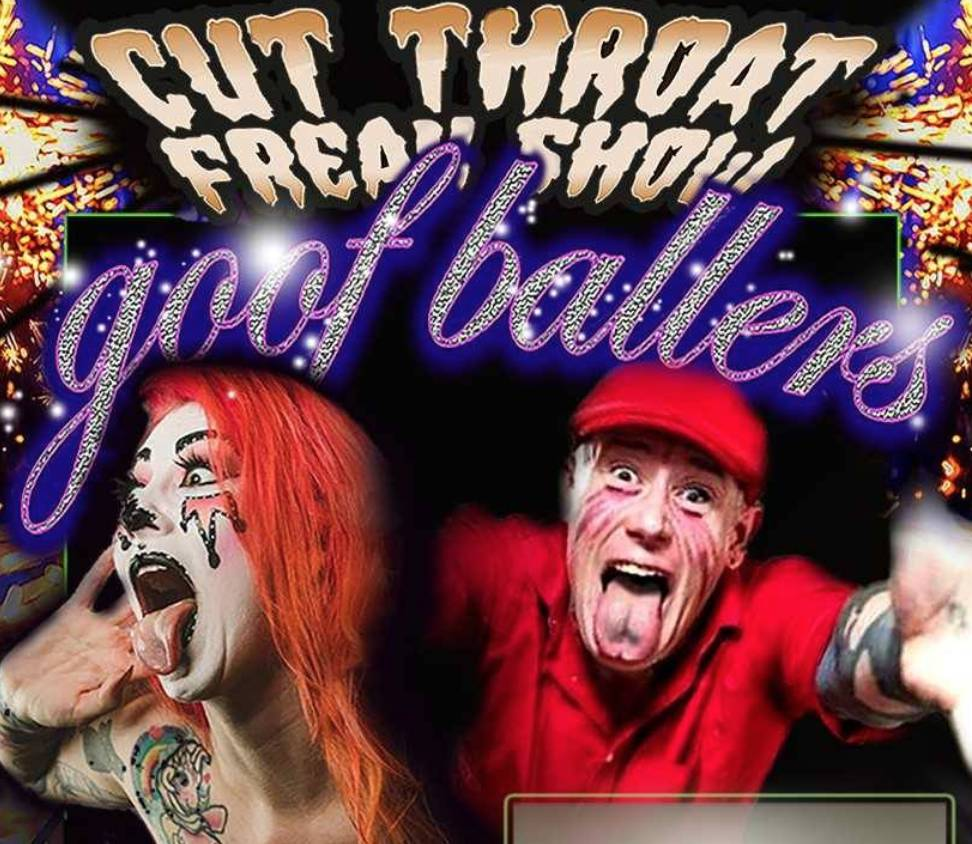 Cut Throat Freak Show