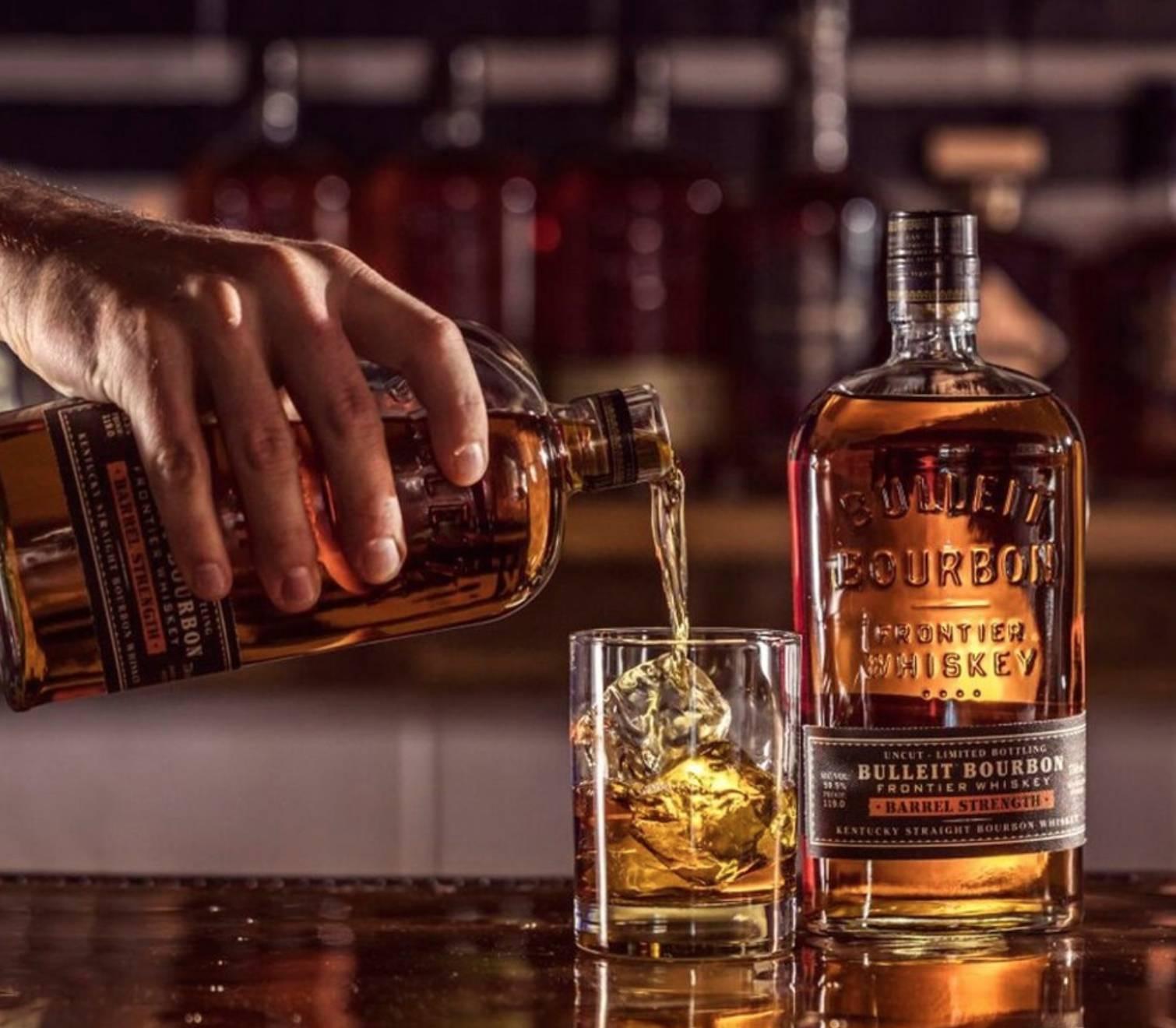Bulleit Bourbon Tasting