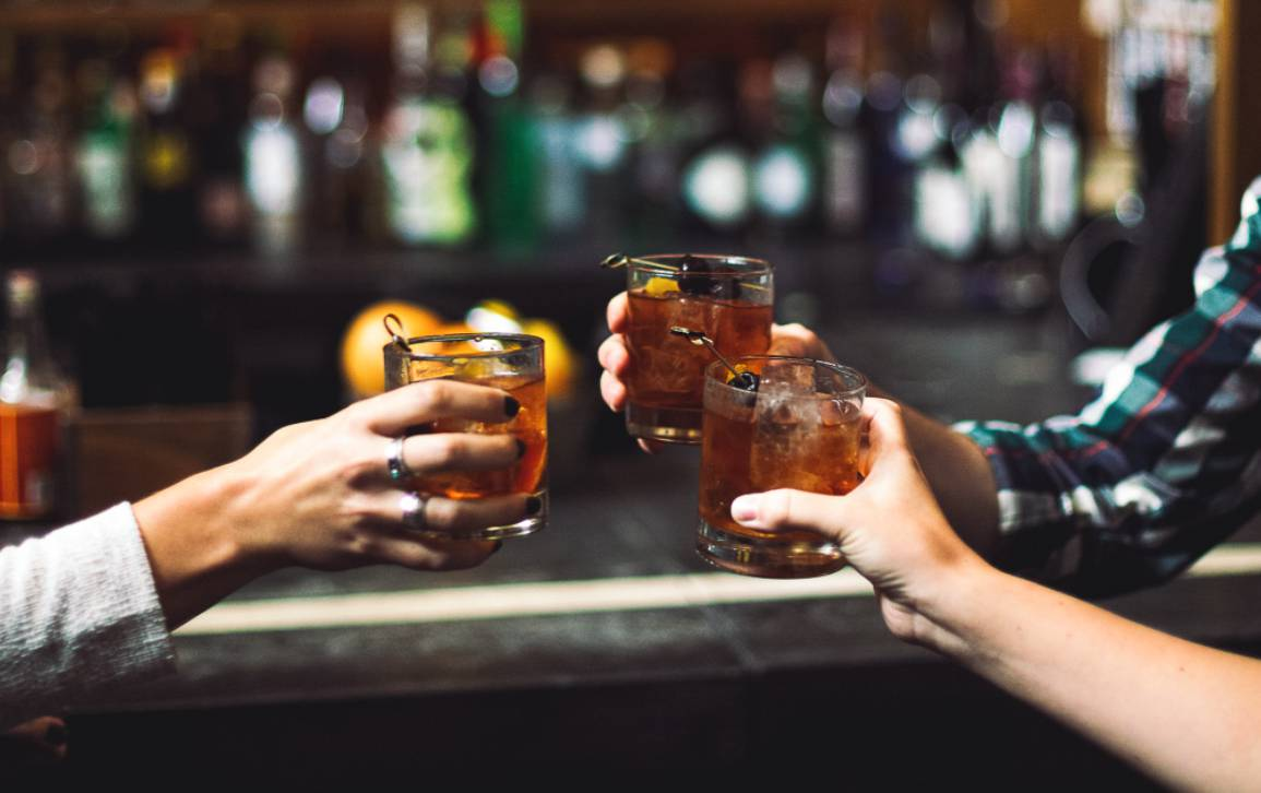 Thursday Social Hour - $8 Four Roses Old Fashioned