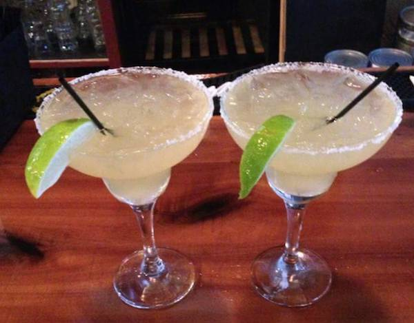 2 for 1 Margarita Night