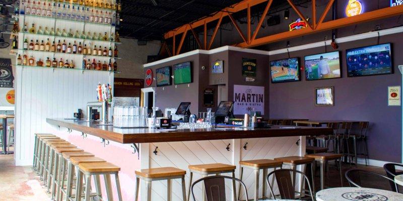 The Martin Bar & Bistro