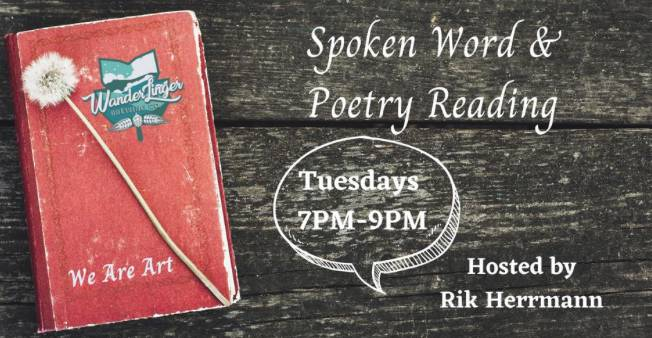 Spoken Word and Poetry Reading