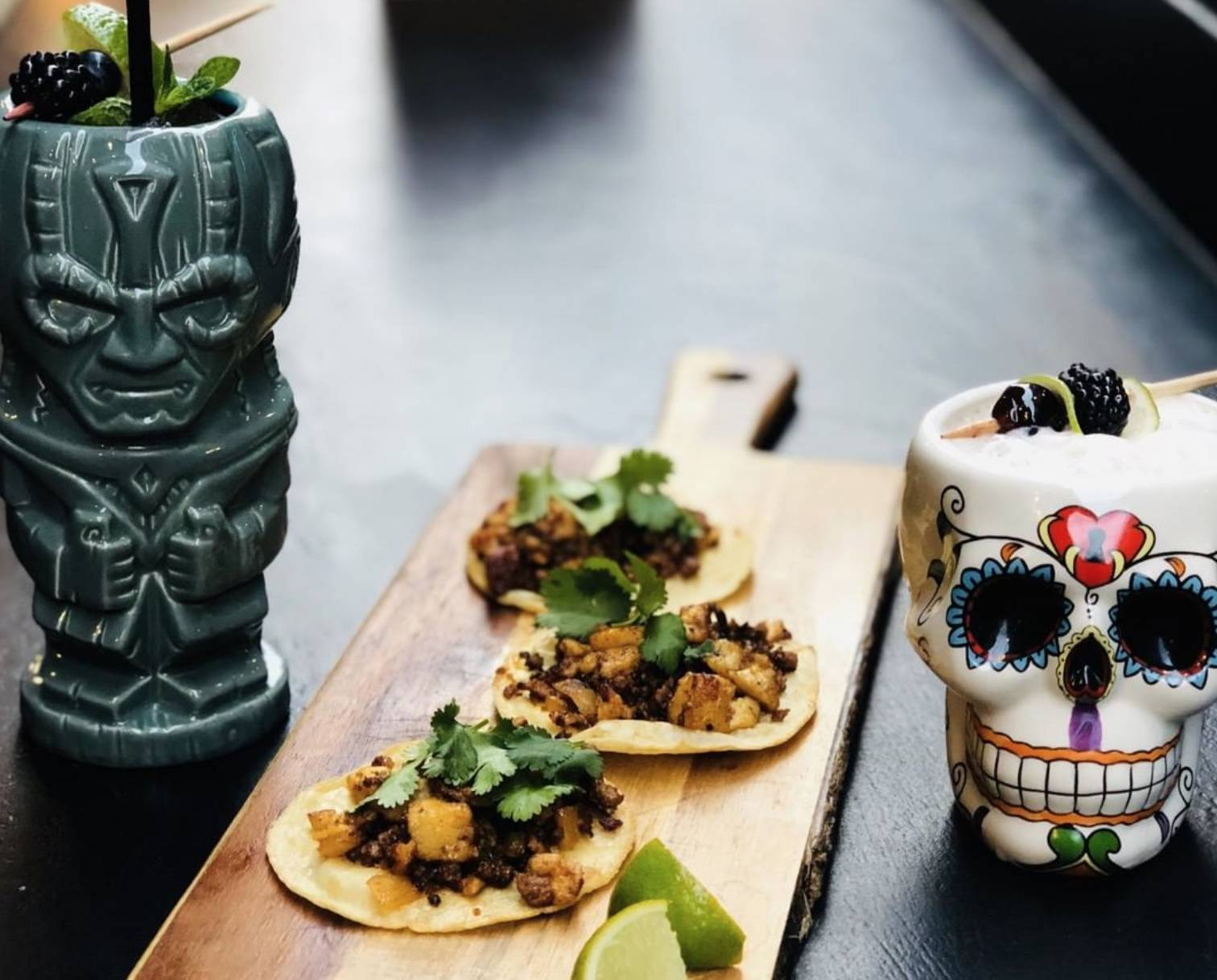 Taco & Tiki Thursdays