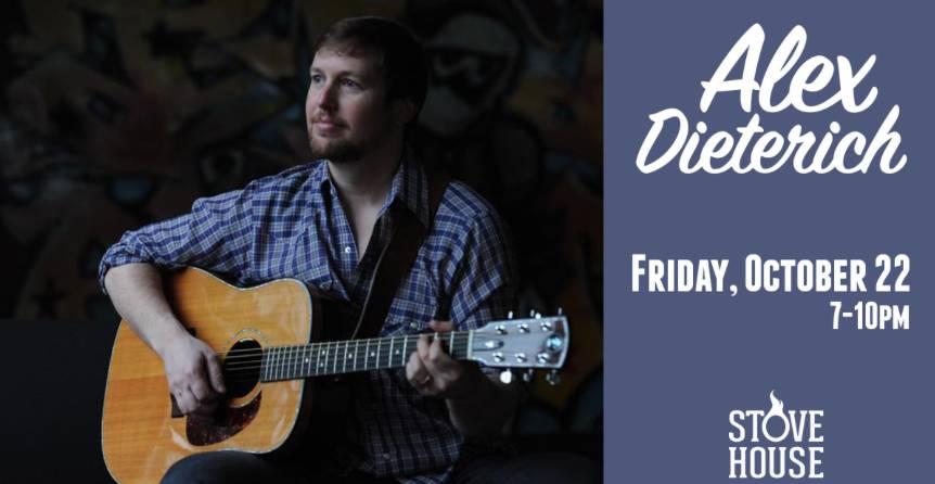Alex Dieterich Live at Stovehouse