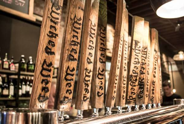 Wicked Weed Launch Event