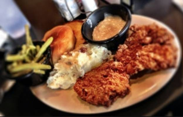 Thursday Special: Country Fried Steak