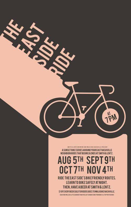 The East Side Ride Bike Series
