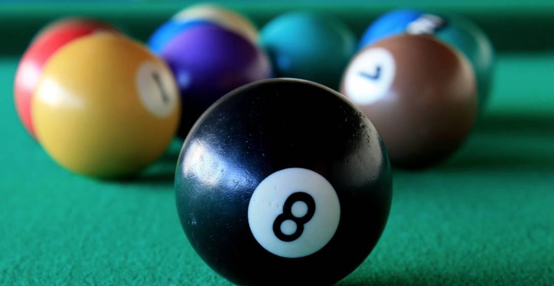 Scotch Doubles Pool Tournament