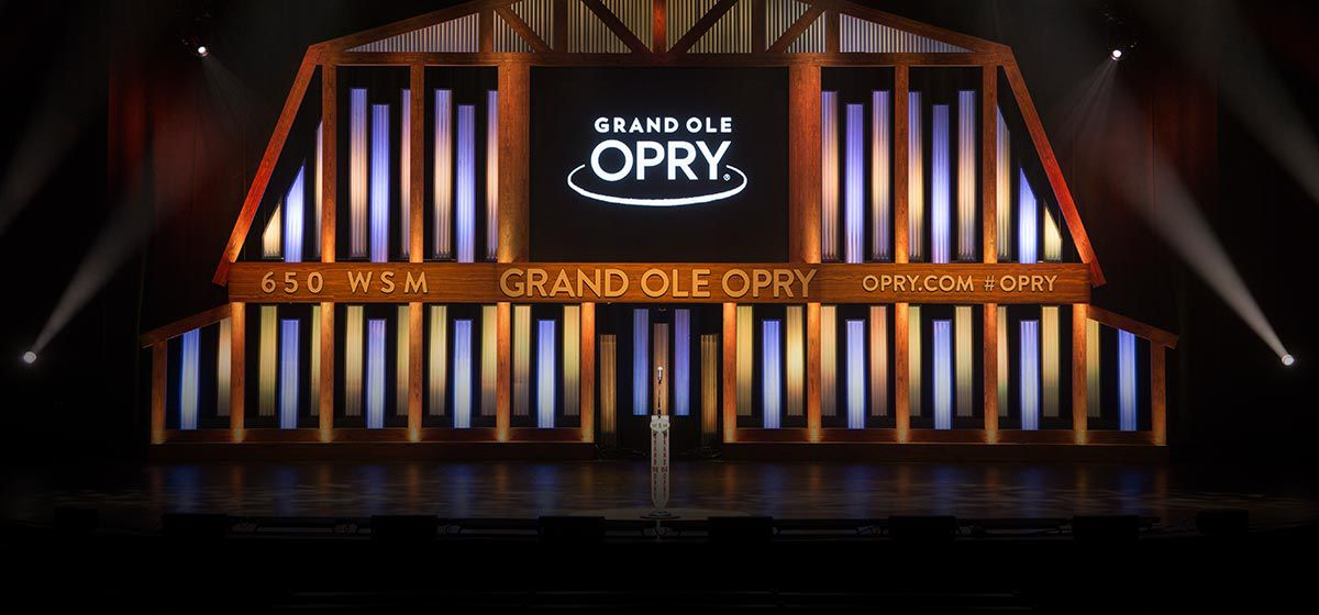 Grand Ole Opry Show Ft. Shovels and Rope & more