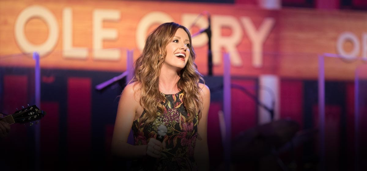 Grand Ole Opry ft. Carly Pearce