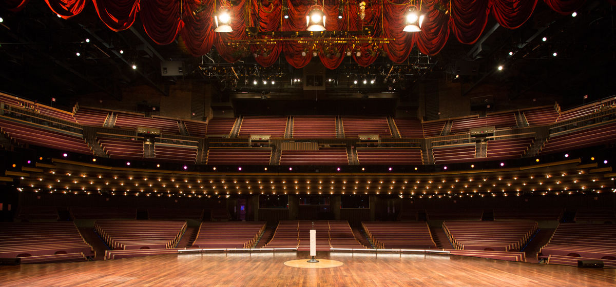 Grand Ole Opry Show w/ Ricky Skaggs & more