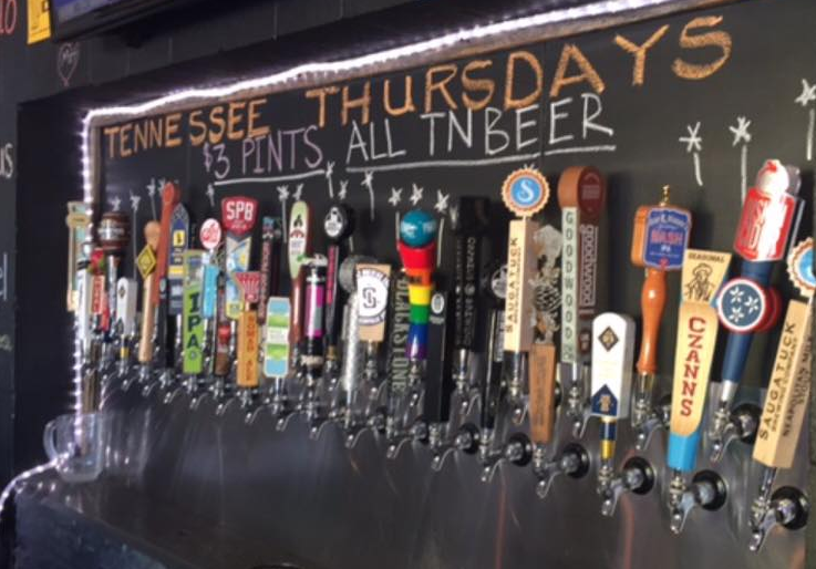 $3 Tennessee Draft Thursday