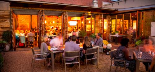 Birmingham Restaurant Patio